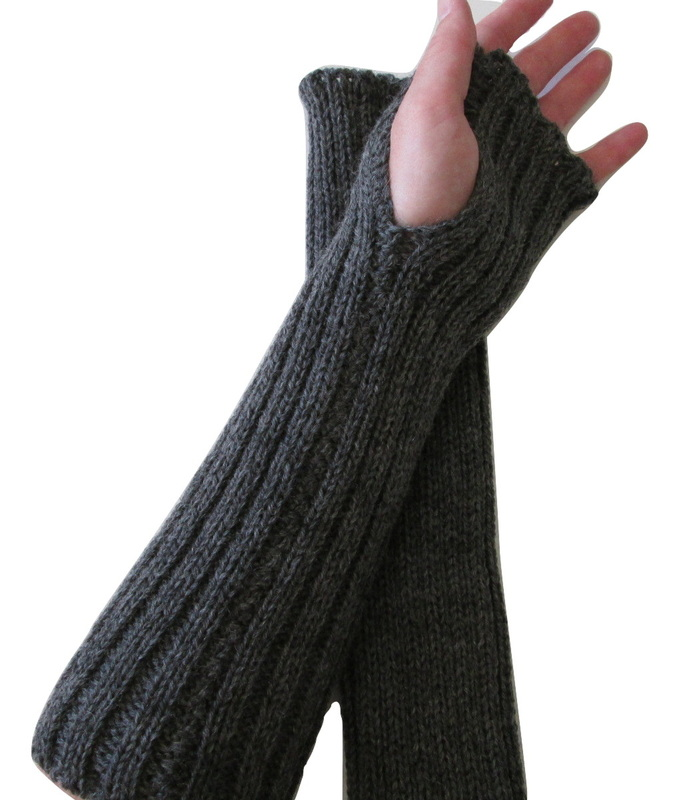 Official American Red Cross Thumbless Mittens