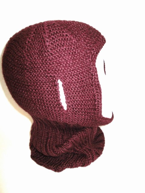 Handmade reproduction WWI French Balaclava
