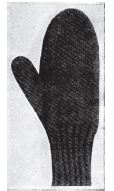 WWI Great War Mittens